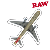 Raw Sticker Plane