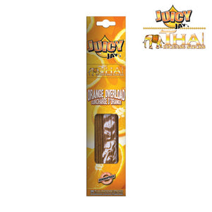 Juicy Jay's Thai Incense Orange Overload