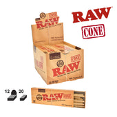 RAW Pre-Rolled Cones 98 Special 20 Cones per Pack