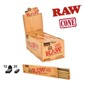 RAW Cone Lean 20 cones per pack