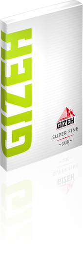 Gizeh Super Fine Regular 100 Pack