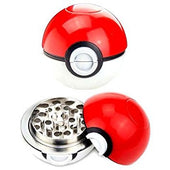 Pokemon Style Grinder with Sifter