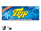 Trip Clear Papers Kingsize