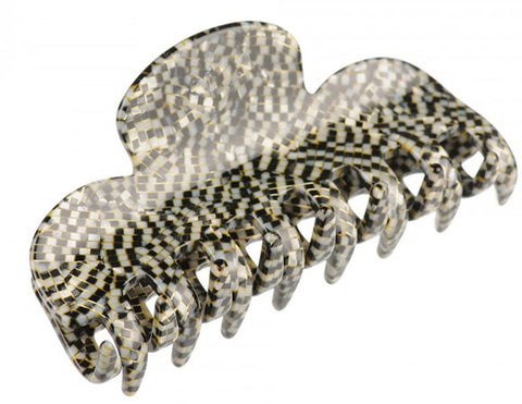 French Amie Medium Pretty Opera Handmade Celluloid Jaw Hair Claw Clip Clutcher-French Amie-ebuyfashion.com