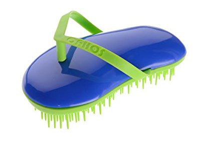 Sohyo Flip Flop Green Sky Detangler Hair Brush Comb For Kids-Sohyo-ebuyfashion.com