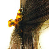 Savana Shell Large Flat Salon Jaw Hair Claw