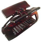 Parcelona French New Rectangle Medium Celluloid Jaw Hair Claw Clip Clutcher-PARCELONA-ebuyfashion.com