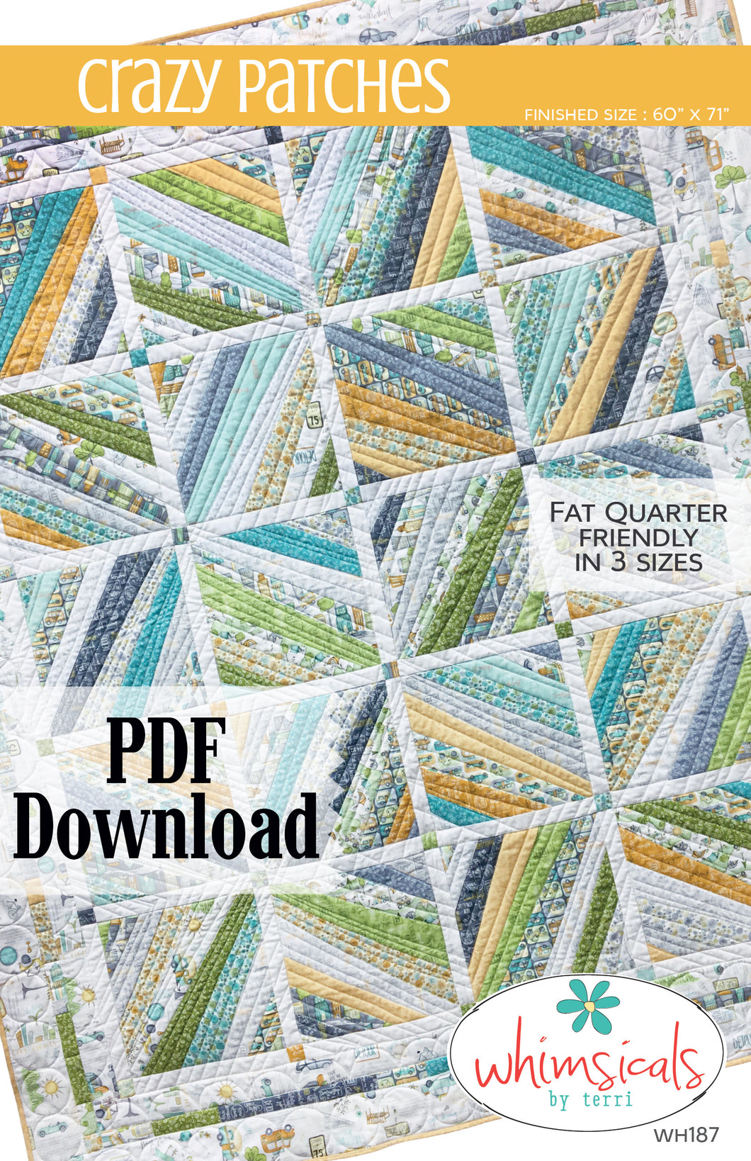 Crazy Patches PDF