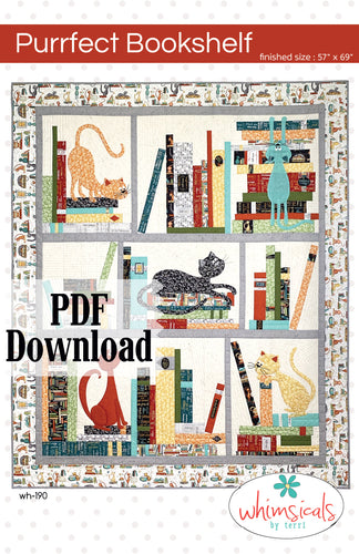 Purrfect Library PDF