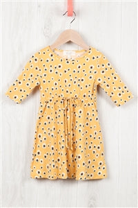 Toddler Half Sleeve Dress