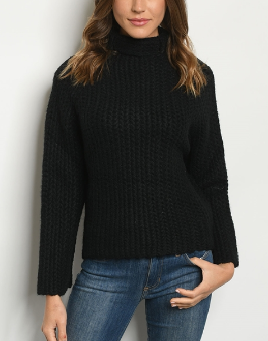 Chunk Knit Sweater