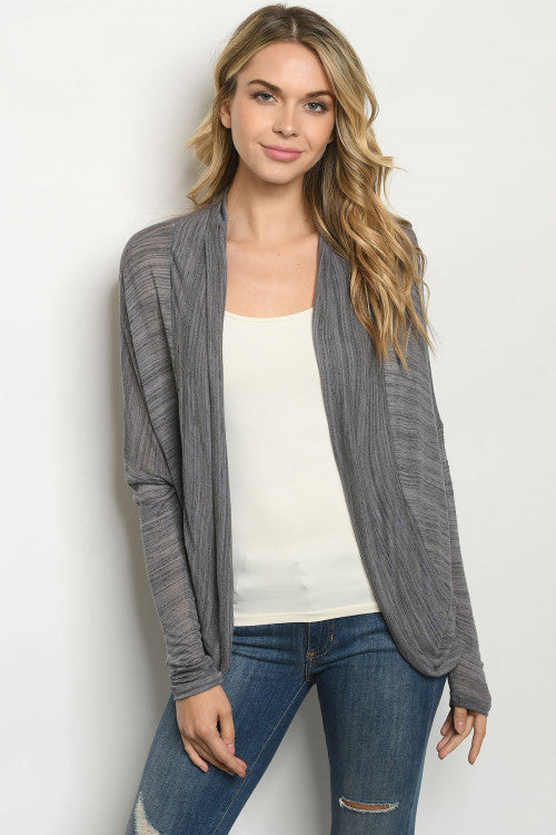 Swing Low Cardigan