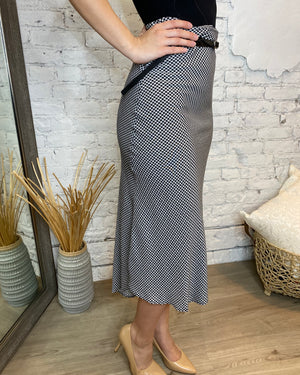 The Business of Chic Skirt
