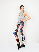 Soho Mesh Tight - Floral Bloom