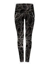 Soho Mesh Tight - Charcoal Floral