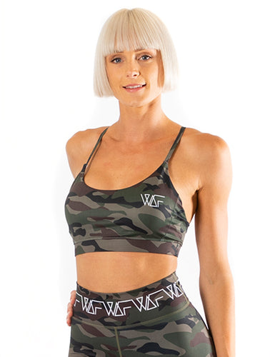 yoga crop top womens activewear