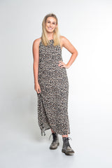 Leopard Zara Maxi Dress