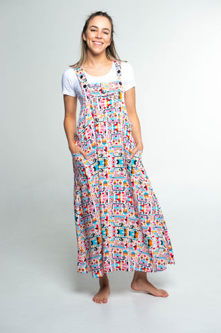 Sam City Sammy Overall Dress