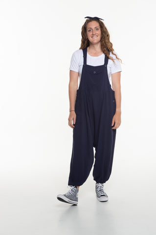 Midnight Sammy Overalls