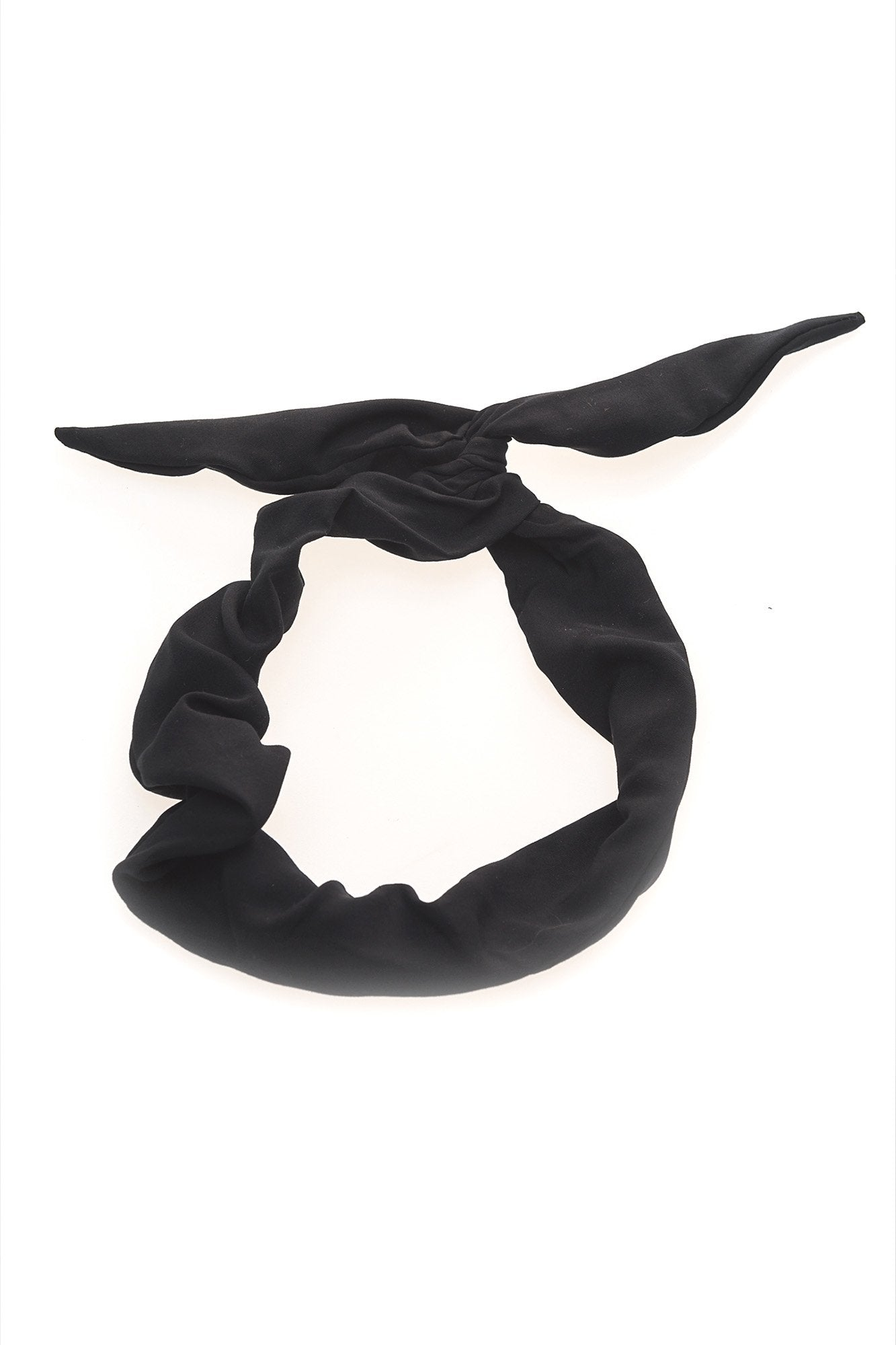 Black Wire Headband