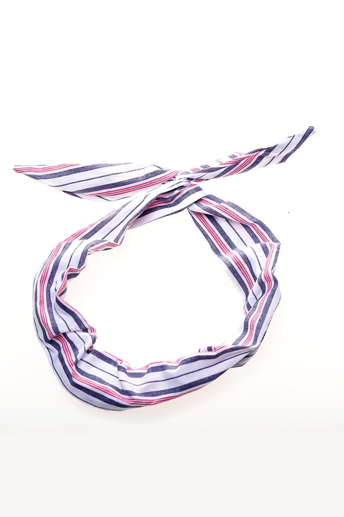 Candy Stripe Wire Headband