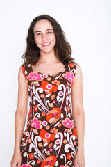 Retro Groove Fisher Dress