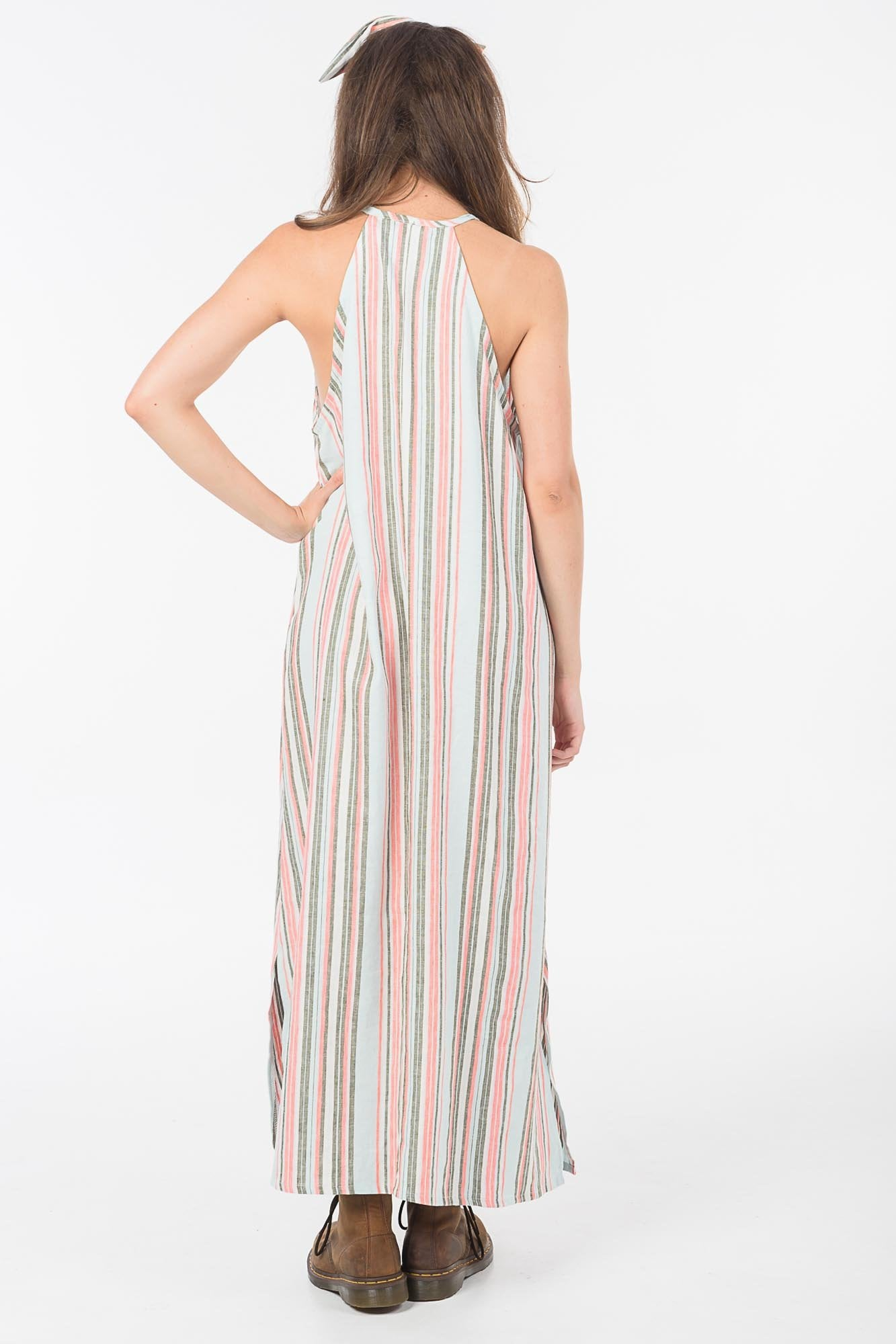 Fluorescent Delight Zara Maxi Dress
