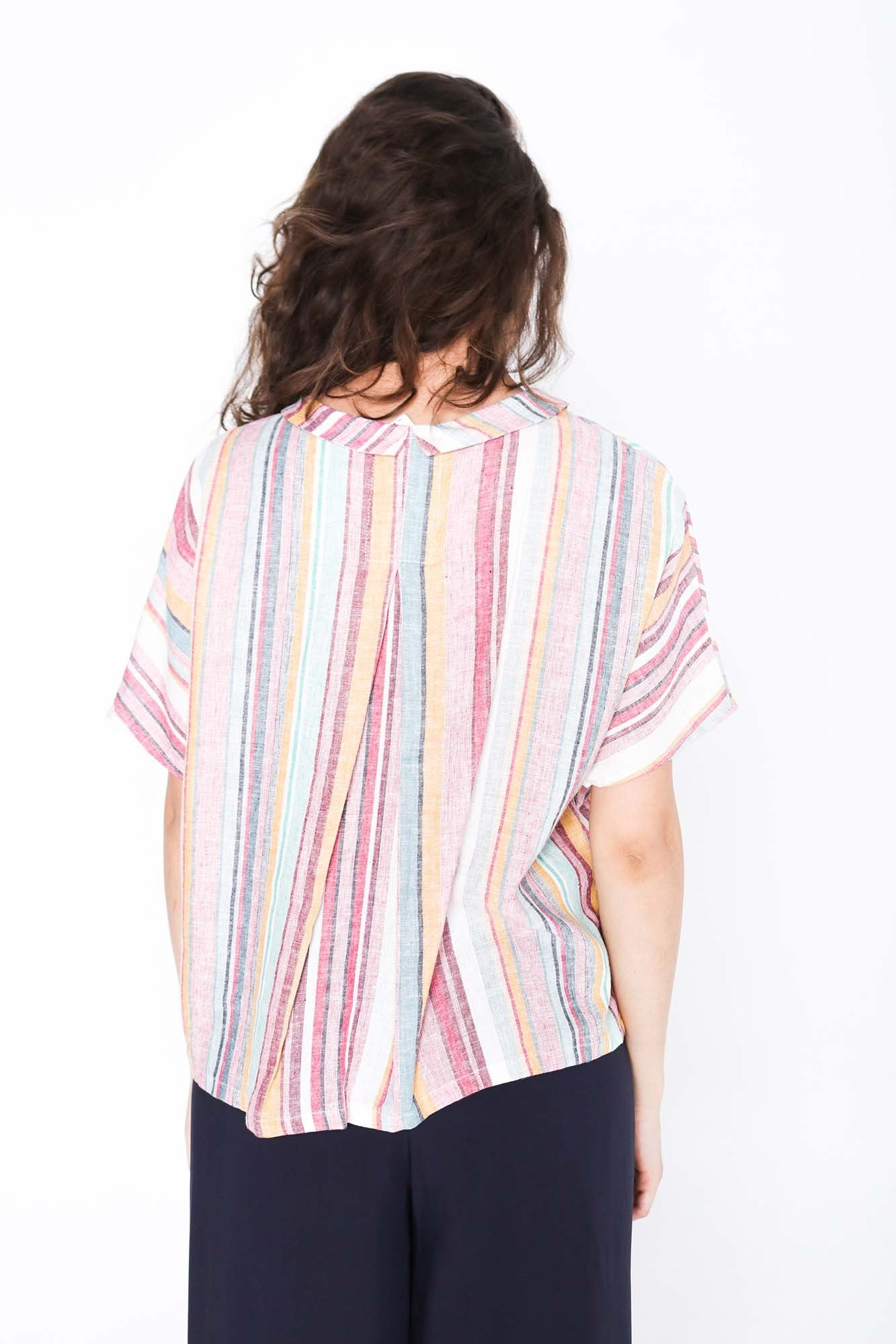 Turkish Delight Gracie Shirt - Back
