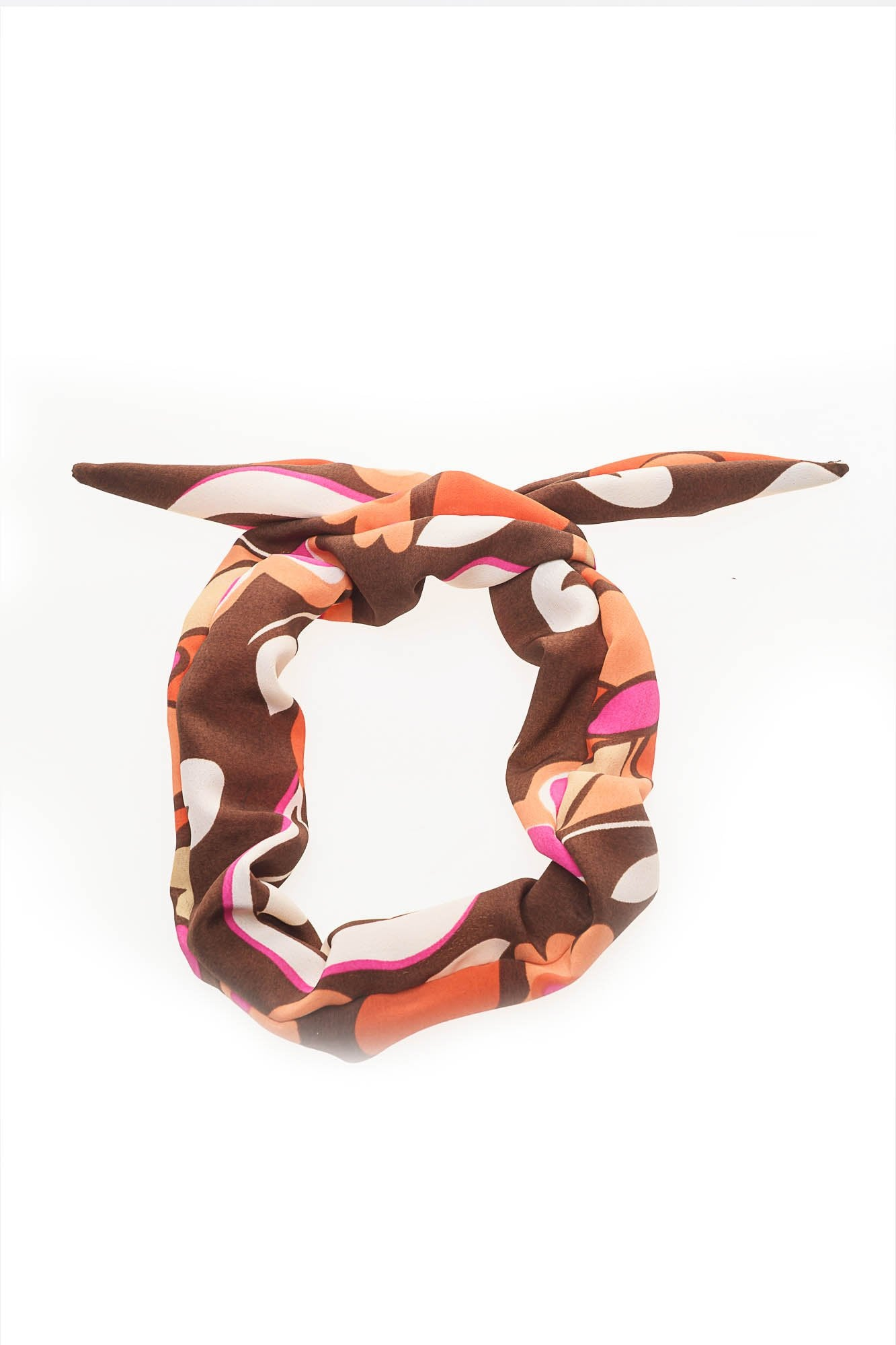 Retro Groove Wire Headband