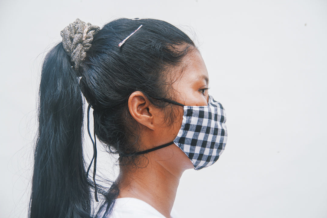 Face Mask - Round Style