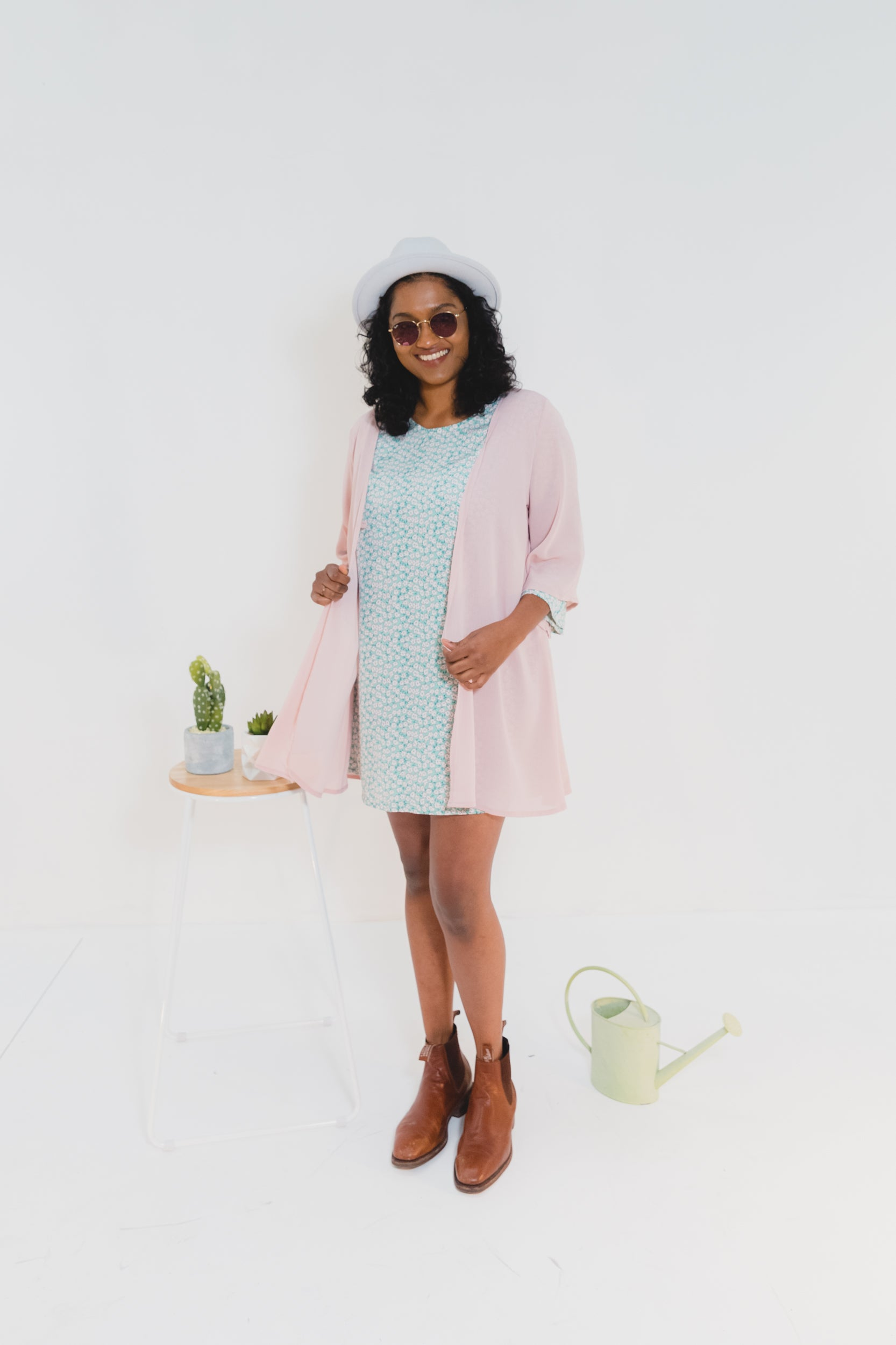 Blush Alice Jacket