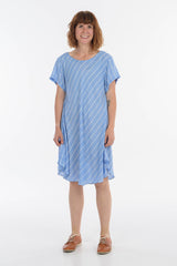 Blue Sky Stitch Charlie Dress