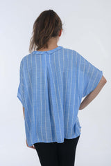 Blue Sky Stitch Gracie Shirt