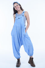 Blue Sky Stitch Sammy Overalls