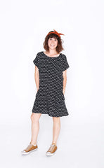 Black Diamond Socheat Pocket Dress