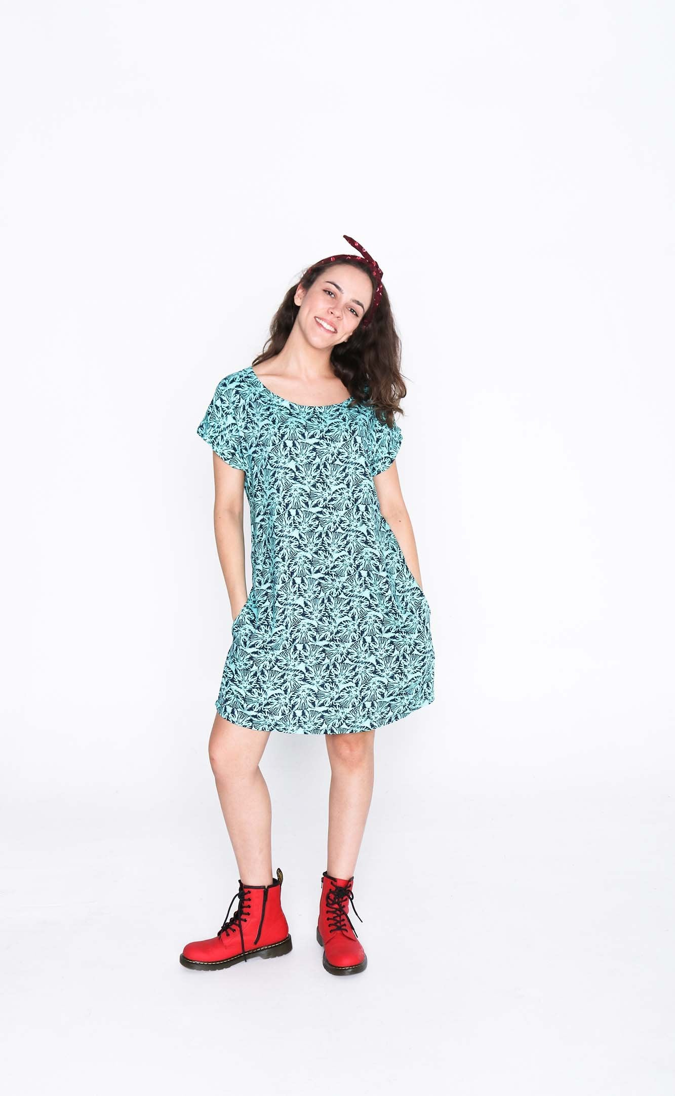 Cats Socheat Pocket Dress
