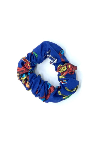 Superheroes Scrunchie