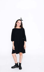 Black Susie Dress