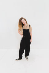 Black Sammy Overalls