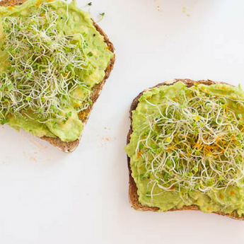 Nourish: Vegan Avocado Toast