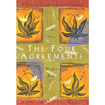 "Food4Soul: The Four Agreements <p><i> ""Don't take anything personally.""</i></p>"