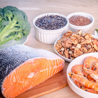 Omega-3 Fatty Acids and Joint Health