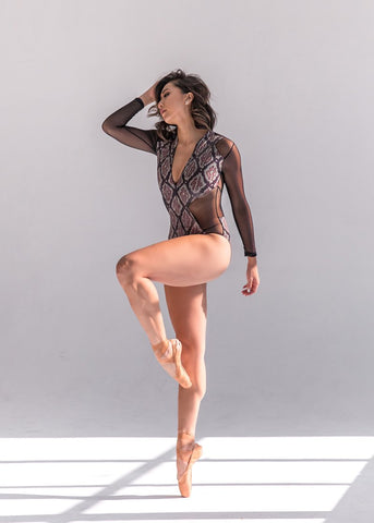 Candy Tong in the Broadway Leotard, Candy Tong Collection