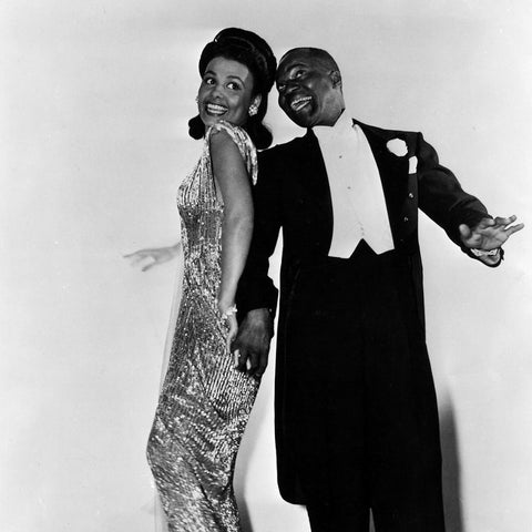 Lena Horne and Bill Robinson from Stormy Weather, 1943