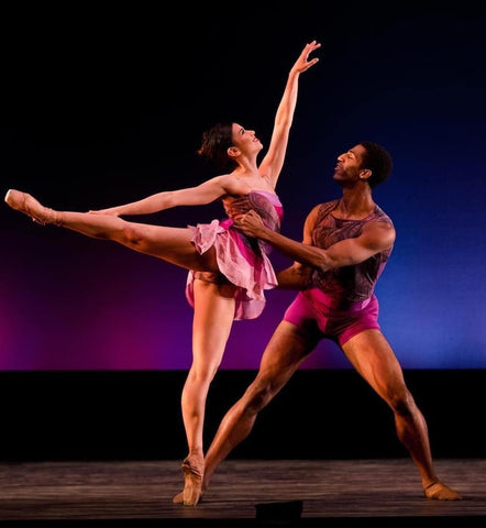 Dance Theatre of Harlem Ballet Pointe Paint