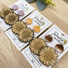 Sunflower Dangles • 3 colours