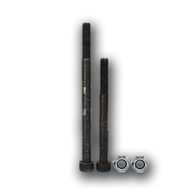 Trynyty M8 Scooter Axle, Regular Kit