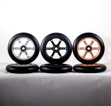 TRYNYTY Armadillo Wheels (120mm) - Pair