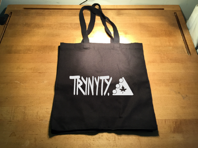 TRYNYTY Tote Bags