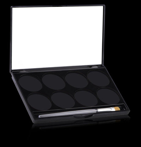 Paradise Empty Palette, Face Paint, Mehron, T. Myers Magic Inc. - T. Myers Magic Inc.